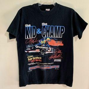 Jeff Gordon Dale Earnhardt The Kid & The Champ Med